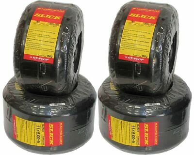Racing tyres for Iame / Honda racing 2019/20 Go Kart Dunlop Cadet SL3 Slick Tyre