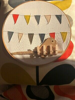 Orla Kiley Notice Board Bunting