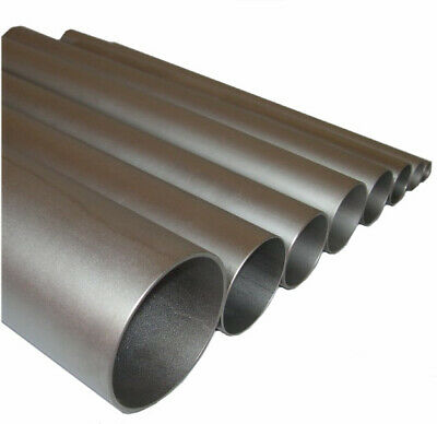 "TA2 Titanium Tube High Intensity OD6-76mm Wall 1-2mm L20"" Industrial Ti Pipe"