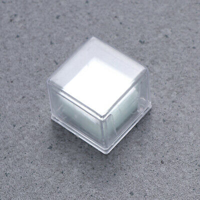 100x New Microscope Slide Cover Blank Microscope Square Cover Glass 18*18mm