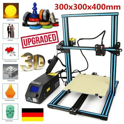 CR-10 MINI 3D drucker Kit 300*220*300mm Prusa i3 printer 200g