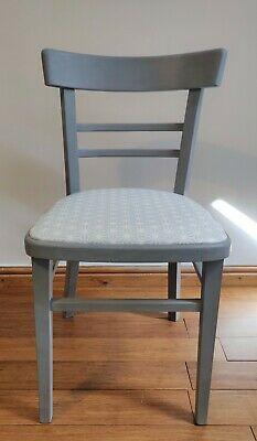 Vintage Mid-Century 1960's Upcycled Kitchen / Dining Chair by Centa