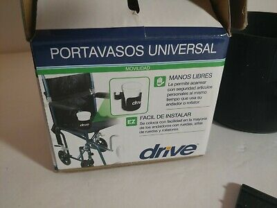 Walker & Wheelchair Universal Cup Holder from Drive Medical