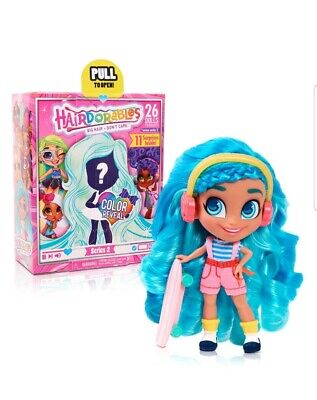 Hairdorables ‐ Collectible Surprise Dolls And Accessories: Series 2 (Styles Ma