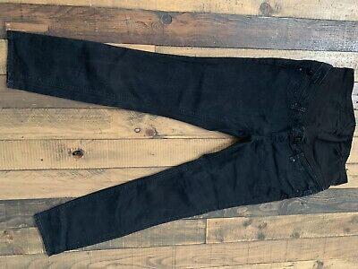 JEANSWEST MATERNITY SIZE 14 New Without Tags DARK BLUE/BLACK