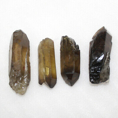 Wholesale 50g Bulk Citrine Small Point Quartz Crystal Healing Reiki Mineral Wand