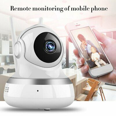 720P/960P/1080P HD IP Camera Wireless Smart WiFi Monitor o CCTV Camera~@