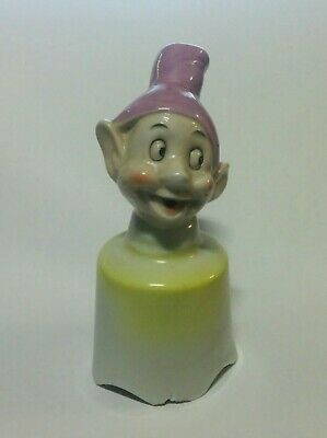 Vintage Disney Dopey Pie Funnel Vent Bird - Very Rare Collectible from Australia