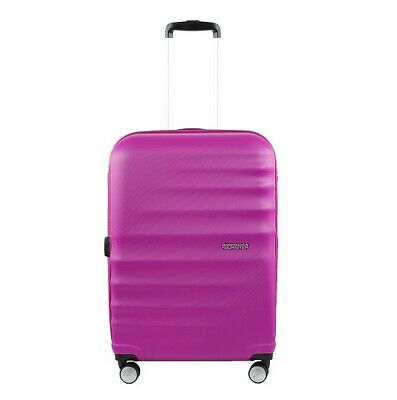 Trolley American Tourister wavebreaker L size spinner 15G*003 hot lips pink