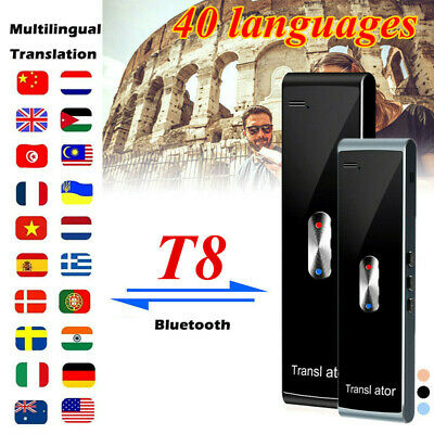 Translaty MUAMA Enence Smart Instant Real Time Voice 40 Languages Translator TOP