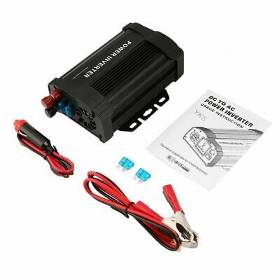 1000W Car Power Inverter DC12V to AC110V Modified Charger Power Converter~@