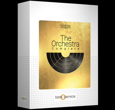 sonuscore the orchestra complete Kontakt Library NEW INSTRUMENTS • NEW PRESETS