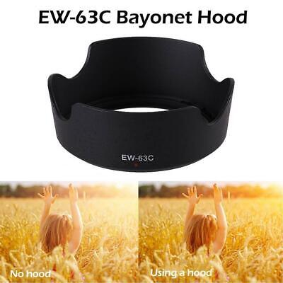 EW-63C 700D Camera Lens Petal Hood For Canon 18-55mm f/3.5-5.6 IS STM Top