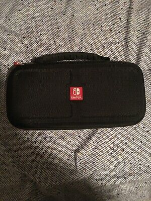Nintendo Switch Carrying Case – Protective Deluxe Travel BLACK