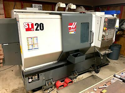2014 Haas ST-20, Parts Catcher, Probing, Tailstock, Low hours, Tooling goes with