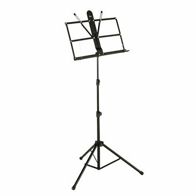 Koda BS04 Music Stand with Bag, Adjustable Sheet Stand