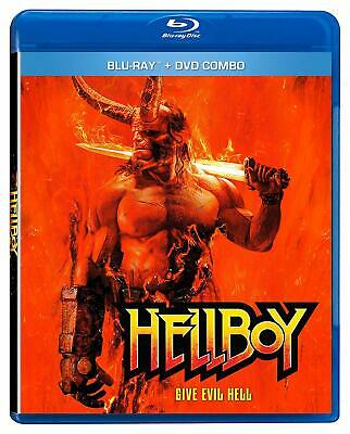 HellBoy (BLU-RAY/2019) ***NOW AVAILABLE***