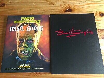 Famous Movie Monsters Of Basil Gogo's