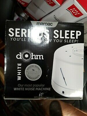 MARPAC DOHM SOOTHING Natural Classic White Noise Sound