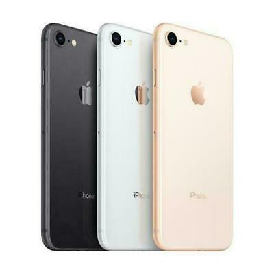 Apple IPhone 8 64GB GSM UNLOCKED 4G LTE A1905 ~Space Gray~Gold~ OB~ EXCELLENT