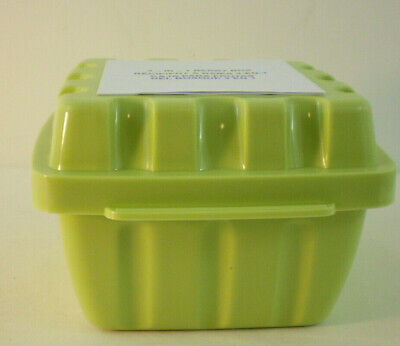 Berry Box Storage Container New food organizer 1 quart rinse store serve green