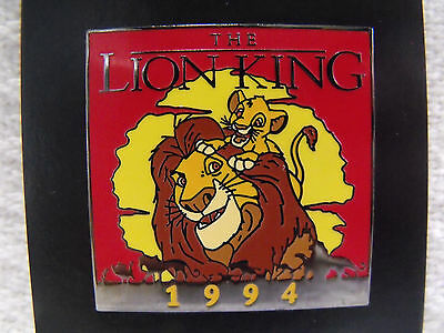 Disney Century of Dreams Millennium Trading Pin #24 Lion King Simba 1994 HTF