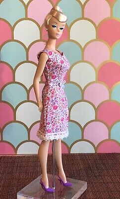 OOAK Fashion for Barbie and Silkstone Mod Vintage Clare's Couture