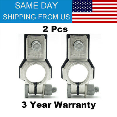 2x OE Style Positive Battery Terminal Fits Toyota Lexus Ford Universal BAS13710