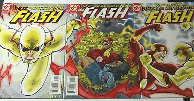 THE FLASH #197, #198 & #199 - 1ST APPEARANCE & ORIGIN OF ZOOM - 1st Print Lot