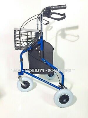 Mobility Walking Frame Walker With Wheels Medical Rehab Age Care O'Therapy NEW