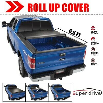 Premium Lock Roll Up Soft Tonneau Cover For 2015 2019 Ford F 150 5 5ft Short Bed Truck Bed Accessories Motors Moonnepal Com