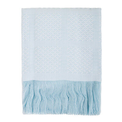 Zeo Check Baby Shawls Wrap