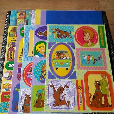 Scooby Doo Card-making Kit