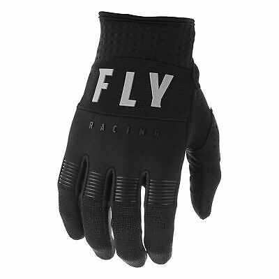 Fly Racing F-16 Boys Gloves Mx Glove - Black All Sizes