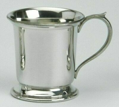 Pewter Childs Jacobean Christening Tankard
