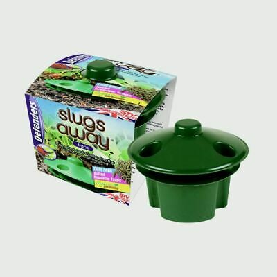 Defenders Slug Traps Twin Pack  Bait Stations STV090