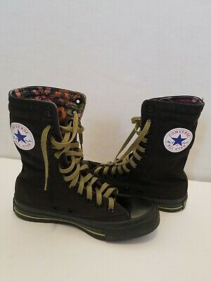 CONVERSE Chuck Taylor All Star High Rise Rubber Sneakerboot
