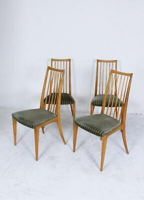 Filigree Chairs by Ernst Martin Dettinger for Lübke, Germany, 1960s