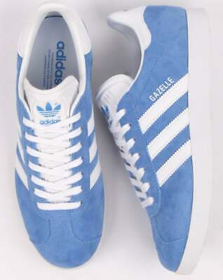 Adidas Gazelle Trainers Real Blue/White