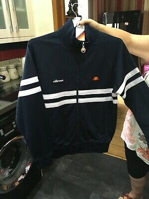 be2aca70 MENS ELLESSE TRACKSUIT top size medium sample