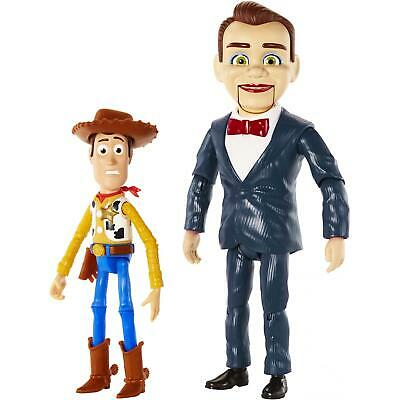 Woody Toy Story 4 Benson And 2 Pack Disney Pixar New Movie Figures Exclusive