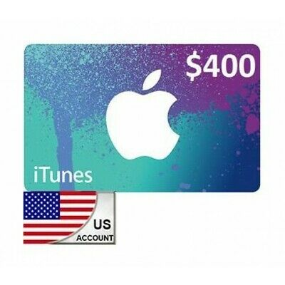 $400 Itunes Access Fast Delivery