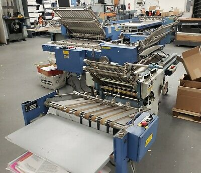 MBO B30 Continuous Folder 4.4.4