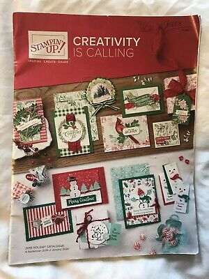2019 Holiday Catalog By Stampin Up