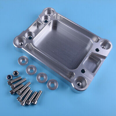 [Racers Prefer] Billet Shifter Base Plate Fit For Honda Civic K20 K24 K Series
