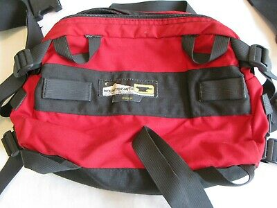 Mountainsmith Lumbar Hip Pack - Classic Hiker Red, good condition