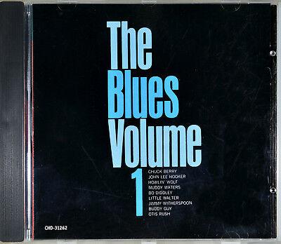The Blues, Vol.1 by Various Artists [Canada - Chess/MCA CHD-31262 - 1986] - MINT
