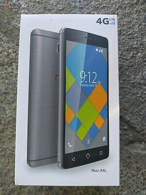 UNLOCKED GSM T-MOBILE New 4G Smart Cell Phone NUU A4L