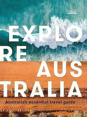 NEW Explore Australia 2019 By Explore Australia Hardcover Free Shipping