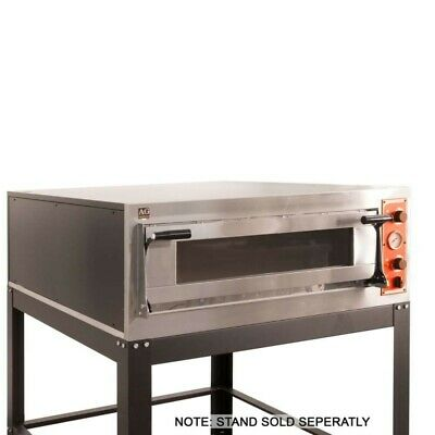 AG Italian Made Commercial 6 Series Electric Single Deck Oven AG Equipment|